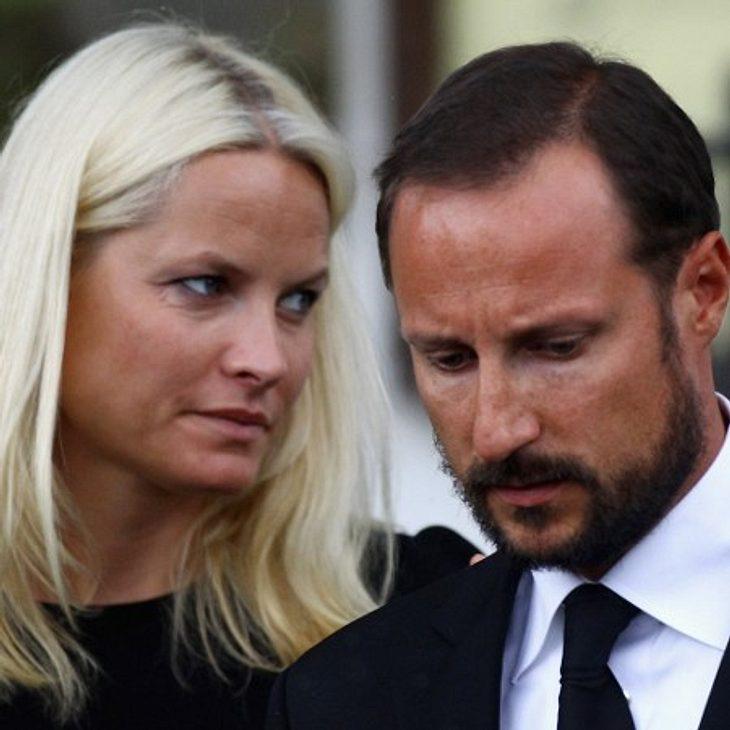 Das Hochzeitsschloss von Mette-Marit und Haakon sollte ebenfalls gesprengt werden