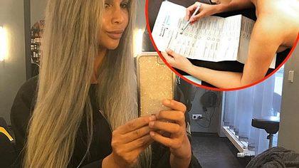 Ärger für Micaela Schäfer? Sie postet ihren Stimmzettel - Foto: Instagram / Micaela Schäfer
