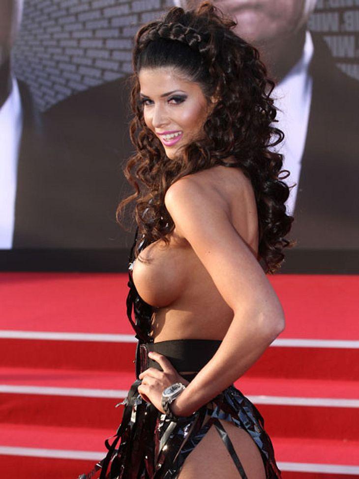 Micaela Schäfer will sich ihre Brüste noch mal vergrößern lassen