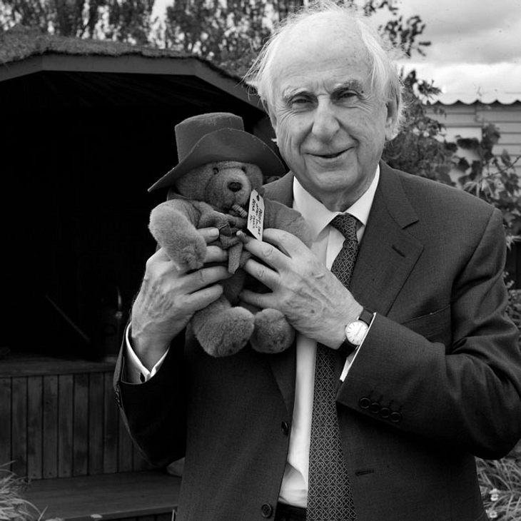"""Paddington""-Erfinder Michael Bond ist tot!"