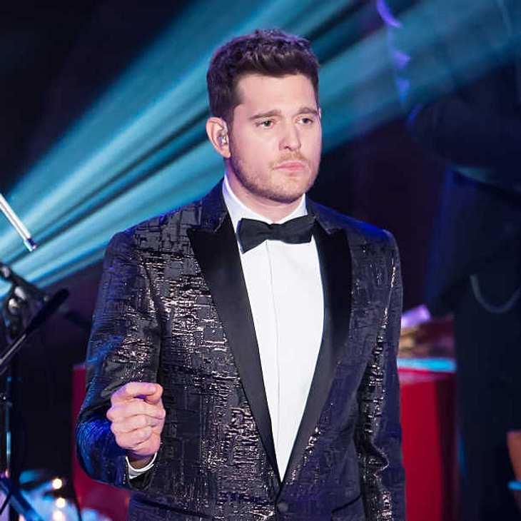 Michael Buble muss alle Konzerte absagen!