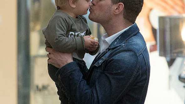 Michael Bublé Baby Sohn - Foto: Gettyimages