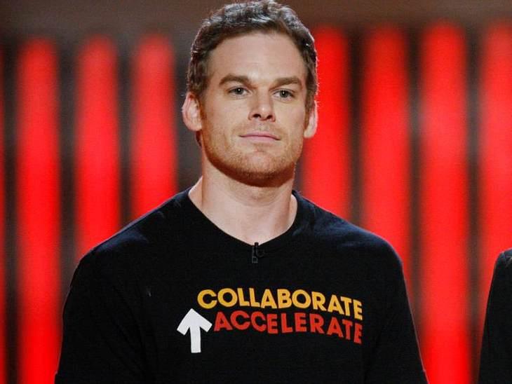 """Im Januar wurde bei """"Dexter""""-Star Michael C. Hall Lymphdrüsen-Krebs festgestellt. Heute sagt er über seinen Befinden: """"Ich fühle mich großartig. Meine Therapie ist schon ein paar Monate vorbei und ich habe meine Energie zurüc"""