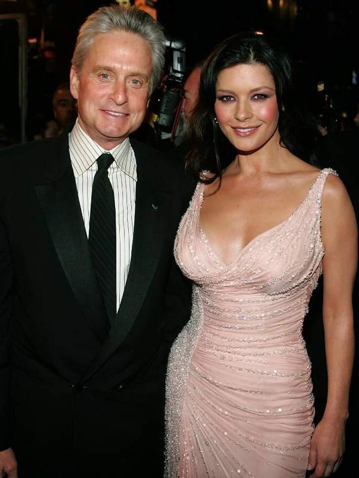 Michael Douglas wird den Krebs mit Hilfe seiner Frau überstehen