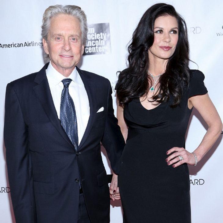 Michael Douglas will sich nicht von Catherine Zeta-Jones scheiden lassen.