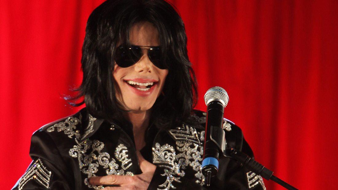 Michael Jackson Fuhr Nach Spanien