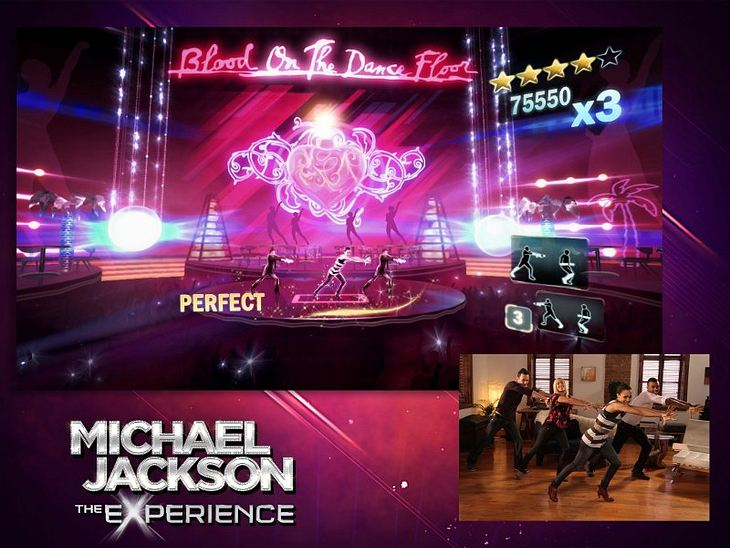 "Michael Jackson ""The Experience"","