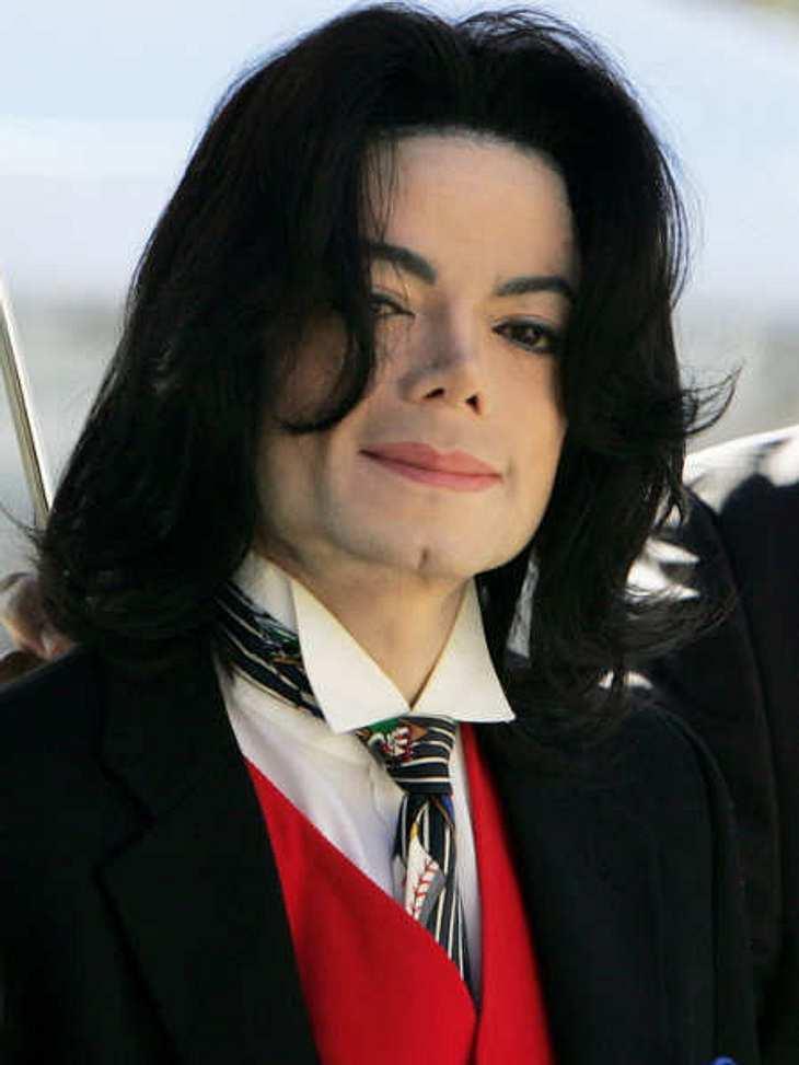 Von Michael Jackson steht in München ein Denkmal