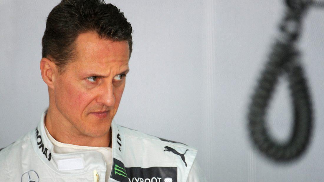 Michael Schumacher kommt einfach nicht zur Ruhe.