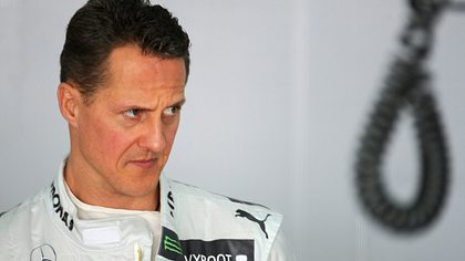 Michael Schumacher kommt einfach nicht zur Ruhe.  - Foto: GettyImages