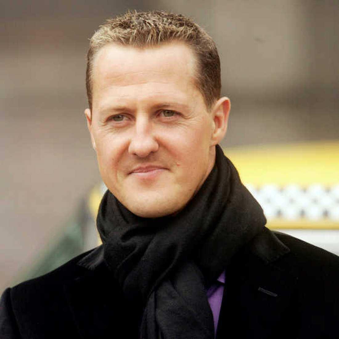 Michael Schumacher: Das sagt seine Managerin über seinen Gesundheitszustand!