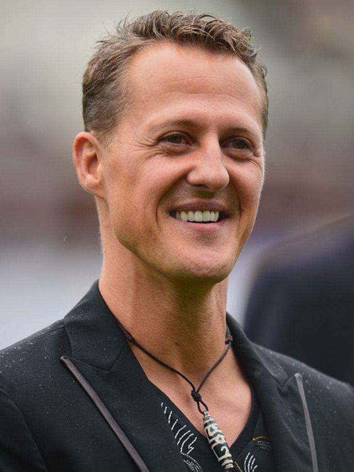 So geht es Michael Schumacher