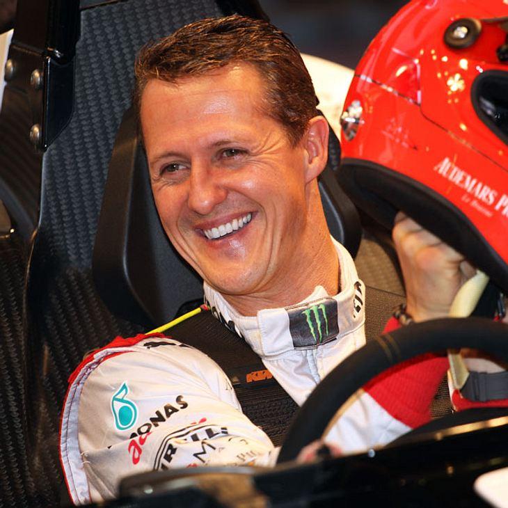 Michael Schumacher: Wundervolle Neuigkeiten für den Formel-1-Star