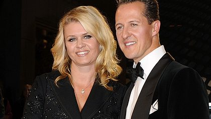 Michael Schumacher Corinna - Foto: Getty Images