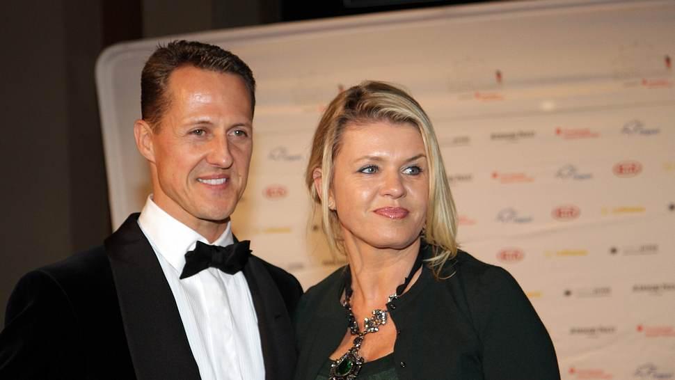 Michael Schumacher Corinna Schumacher - Foto: Imago