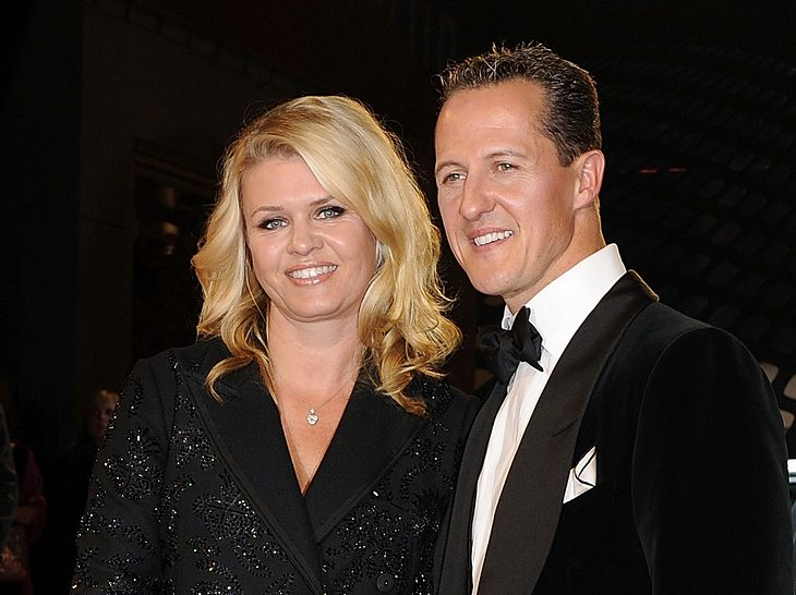 Michael Schumacher Frau