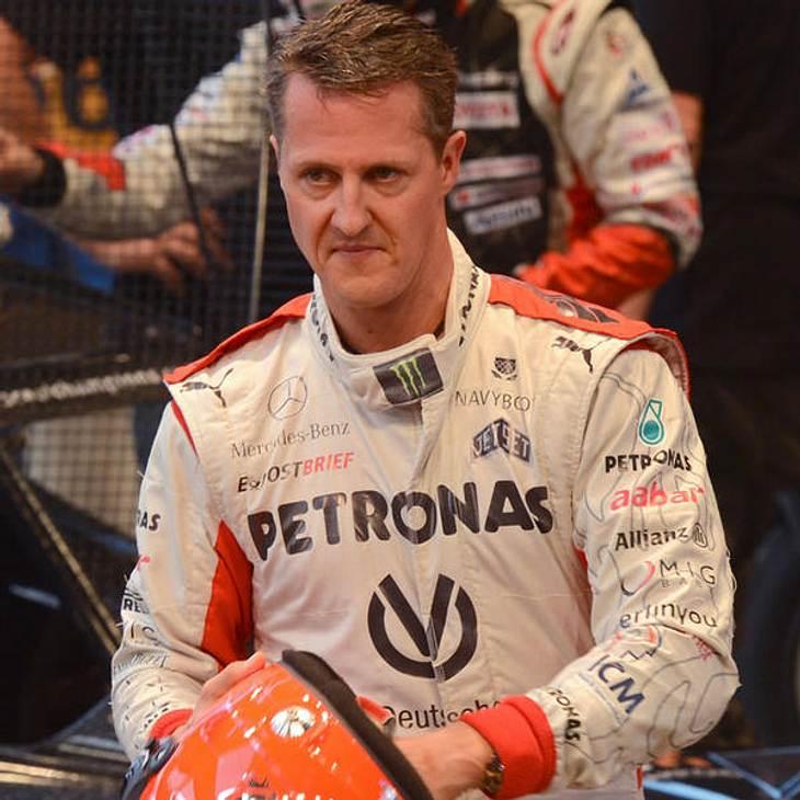 Michael Schumachers Sohn hat es nicht leicht
