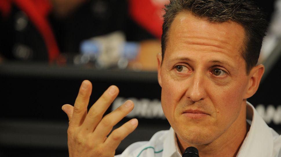 Michael Schumacher - Foto: Getty Images