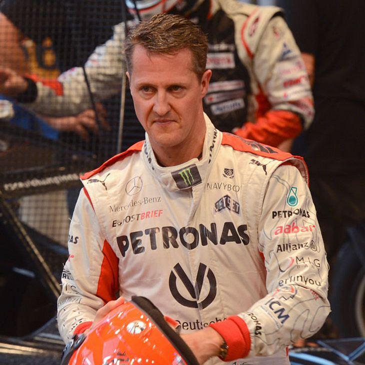 Michael Schumacher: Endlich gute Nachrichten!