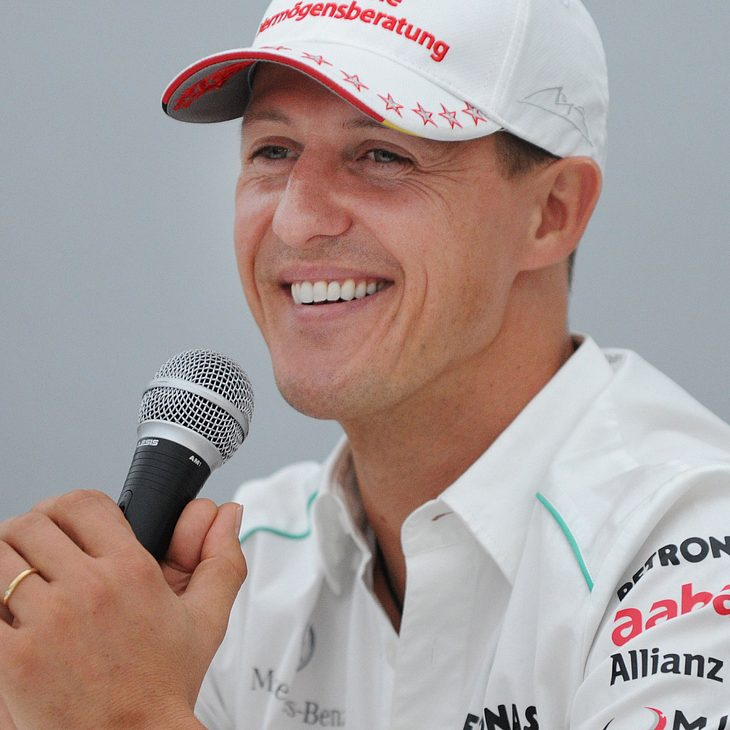Michael Schumacher: Es gibt neue Hoffnung!