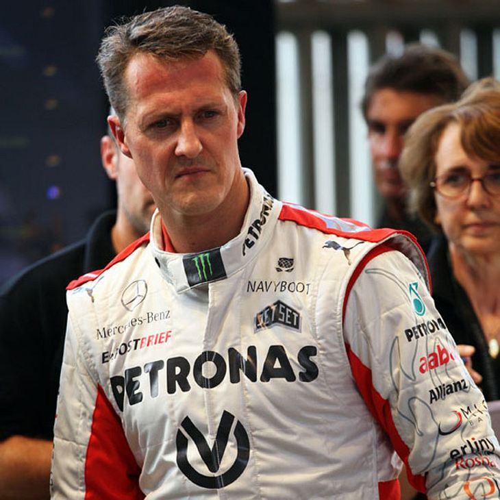 Michael Schumacher: Traurige Entscheidung seiner Familie