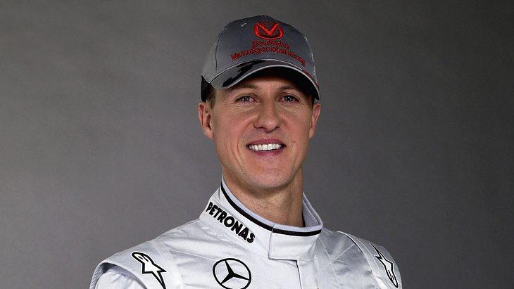 Michael Schumacher Gesundheit