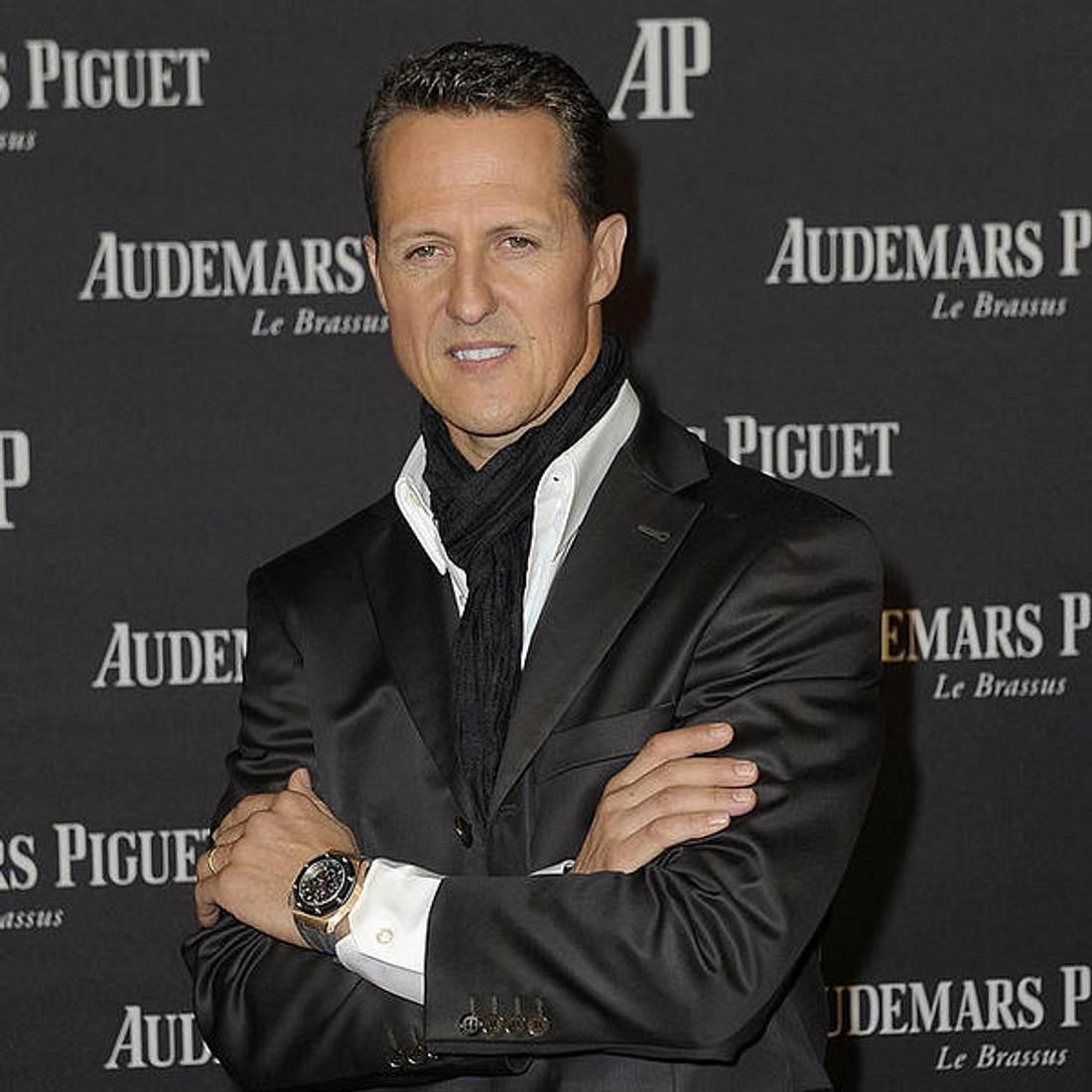 Lebenszeichen von Michael Schumacher