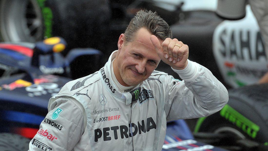 Jetzt spricht Mick über Michael Schumacher