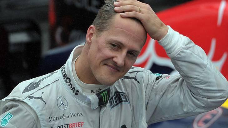 Großartige Neuigkeiten für Familie Schumacher