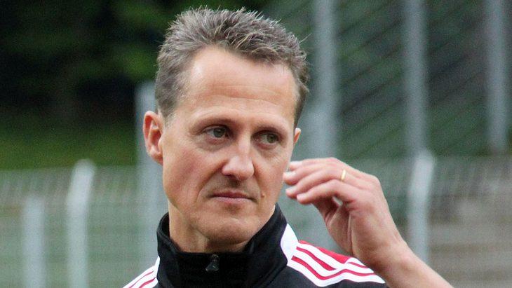Große Sorge um Mick Schumacher