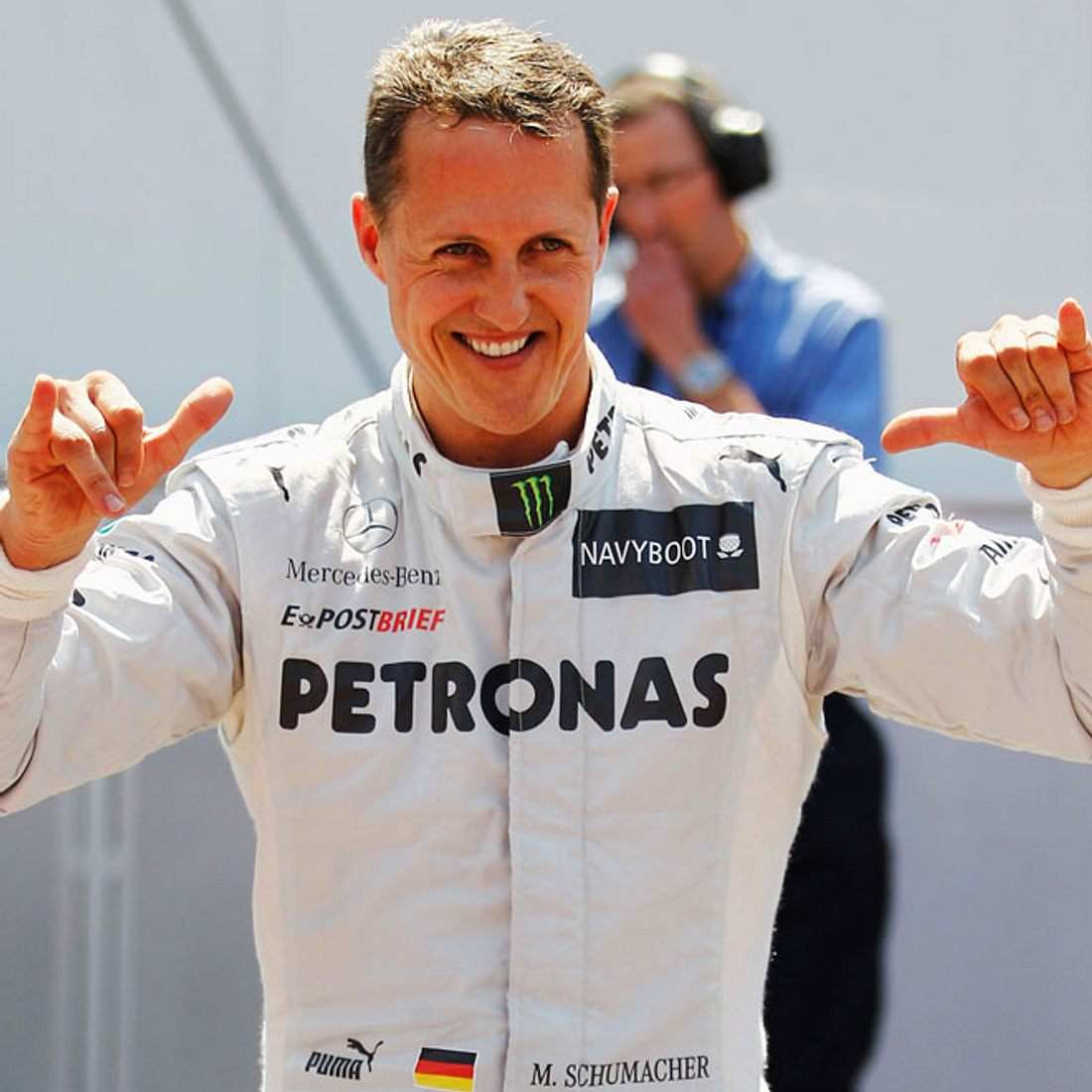 Michael Schumacher in Hall of Fame des deutschen Sports
