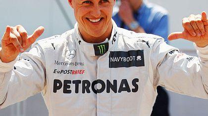 Michael Schumacher in Hall of Fame des deutschen Sports - Foto: Getty Images