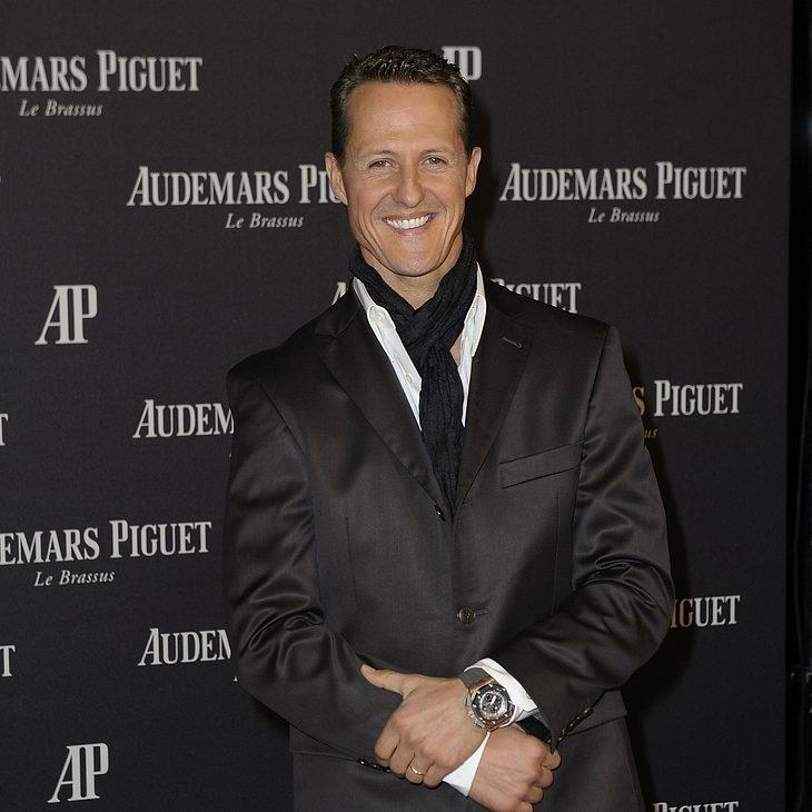 Geht es Michael Schumacher schon besser?