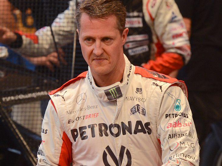 Michael Schumacher: Erschütterndes Statement!