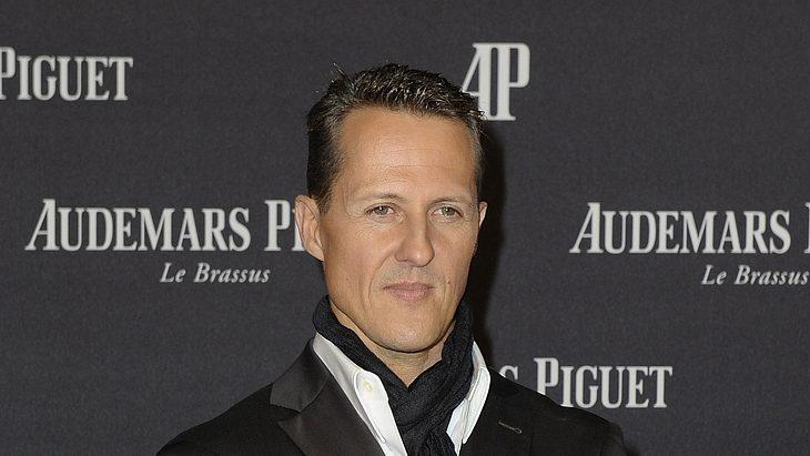 Michael Schumacher: Jaa, im Herbst ist es endlich soweit!   InTouch