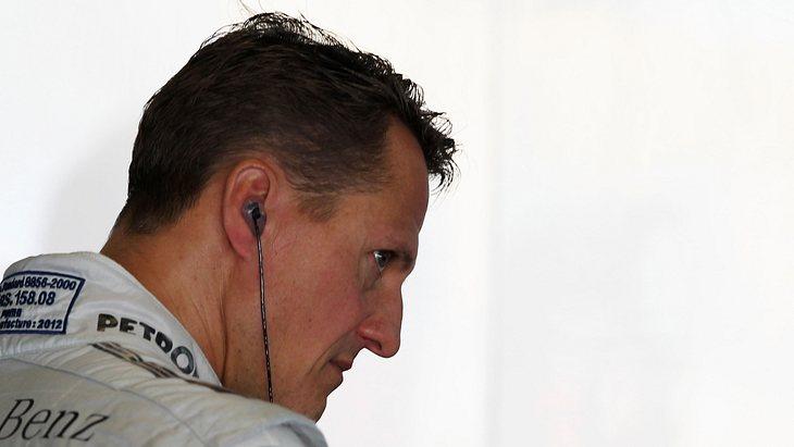 Kaum einer weiß, wie es Michael Schumacher nach seinem Unfall wirklich geht