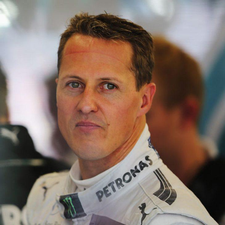 Michael Schumacher neue Bilder Condor
