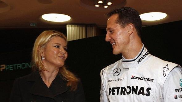 Michael und Corinna Schumacher - Foto: Getty Images