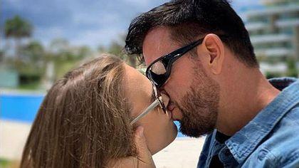 Michael Wendler und Laura - Foto: Getty Images