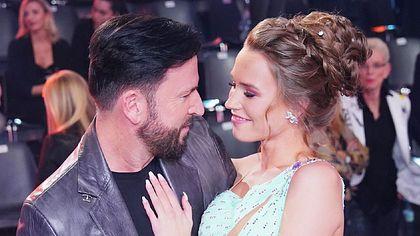 Michael Wendler und Laura Müller - Foto: TVNOW/ Stefan Gregorowius
