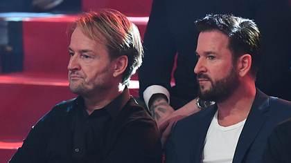 Michael Wendler und Markus Krampe - Foto: imago