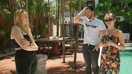 Adeline Norberg, Michael Wendler, Laura Müller - Foto: TVNOW