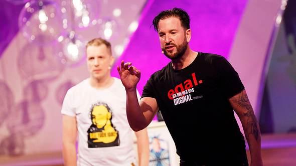 Michael Wendler und Oliver Pocher - Foto: IMAGO / Future Image / C. Hardt
