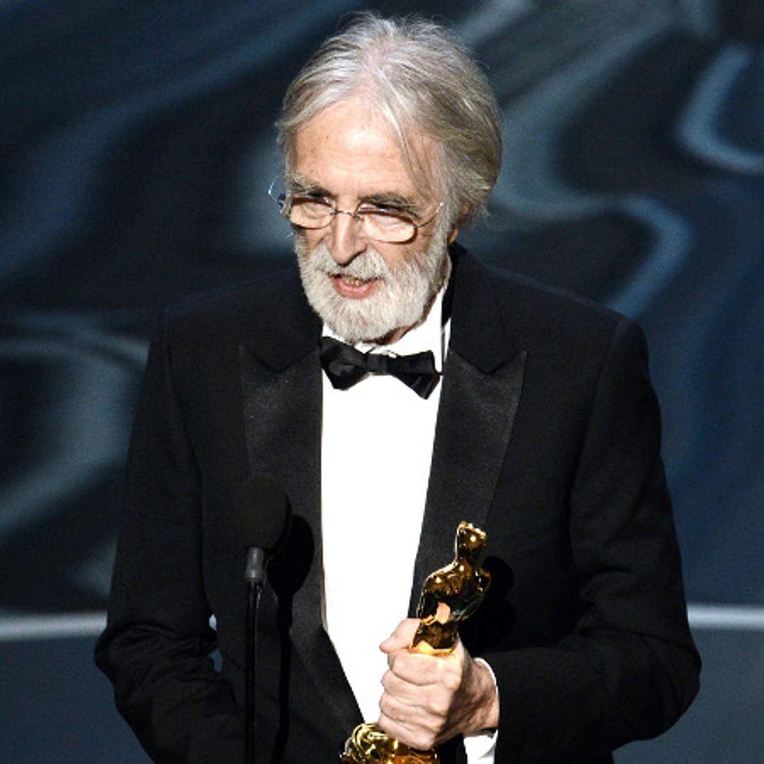 Michael Haneke darf sich über einen Oscar freuen.