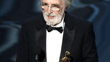 Michael Haneke darf sich über einen Oscar freuen. - Foto: Getty Images