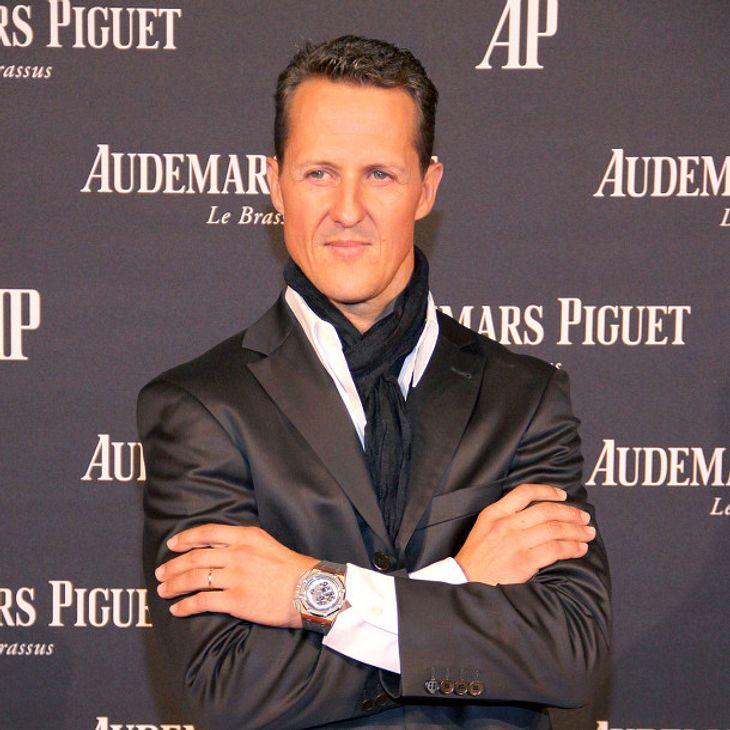 Michael Schumacher: Dramatisches Statement von seiner Frau!