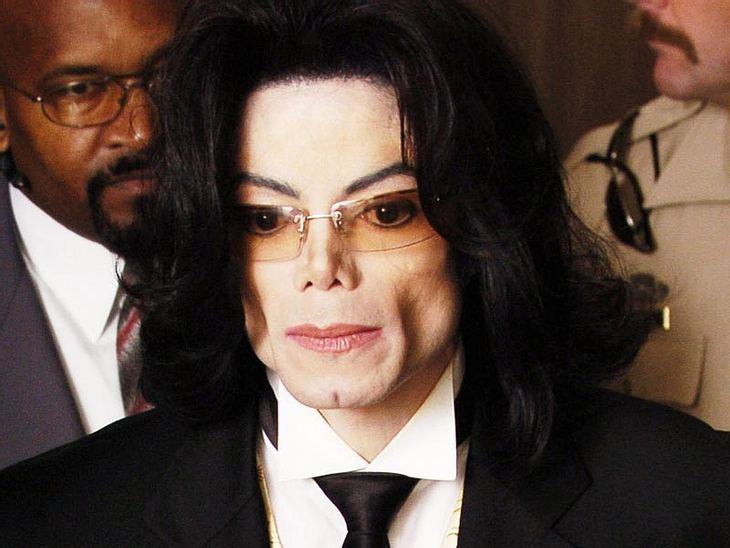Michael Jackson soll total pleite gewesen sein.