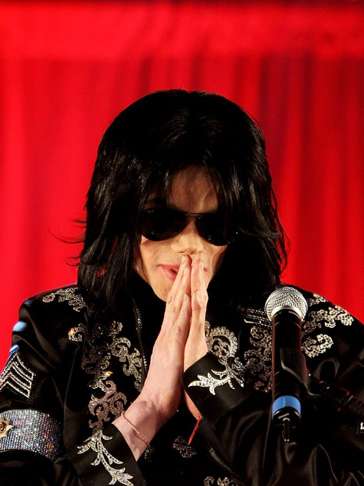 Michael Jackson starb im Alter von 50 Jahren nach einem Herzstillstand.