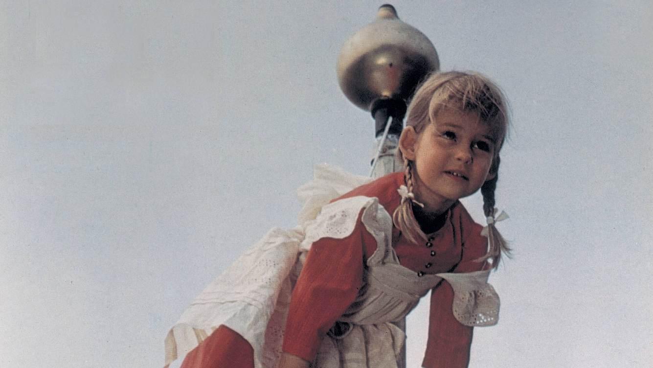 Lena Wisborg als Ida in Michel aus Lönneberga