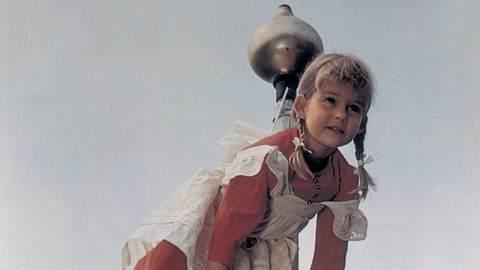 Lena Wisborg als Ida in Michel aus Lönneberga - Foto: Imago